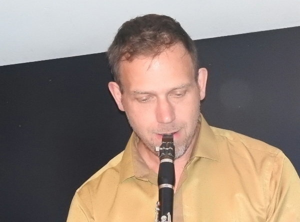 Rob Hall clarinet