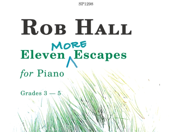 rob hall eleven more escapes for piano sp1268